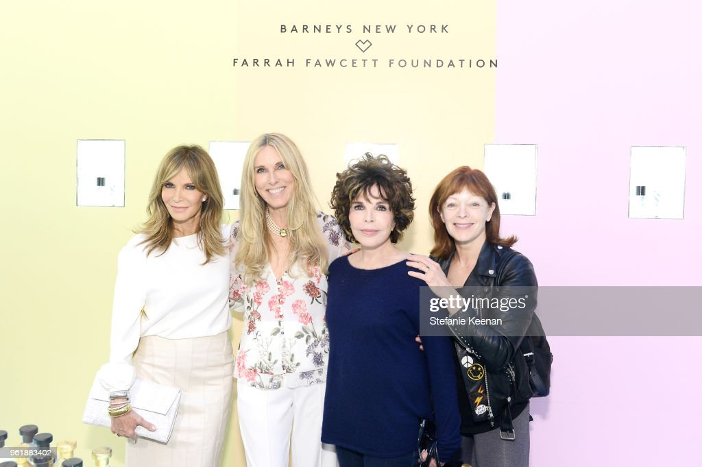 Barneys New York Celebrates the Farrah Fawcett Foundation