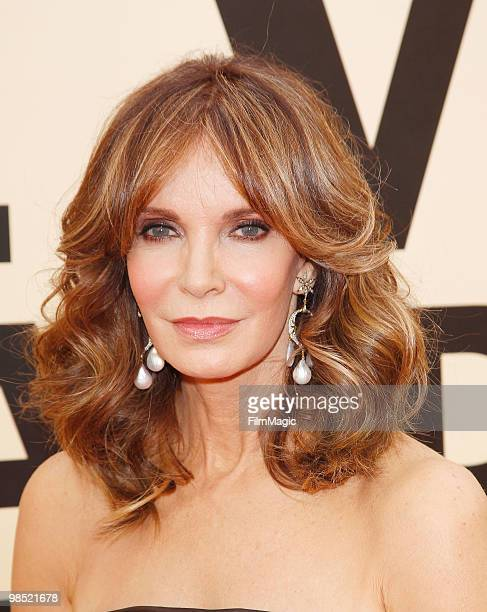 Jaclyn Smith arrives to the 8th Annual TV Land Awards held at Sony Pictures Studios on April 17 2010 in Culver City California