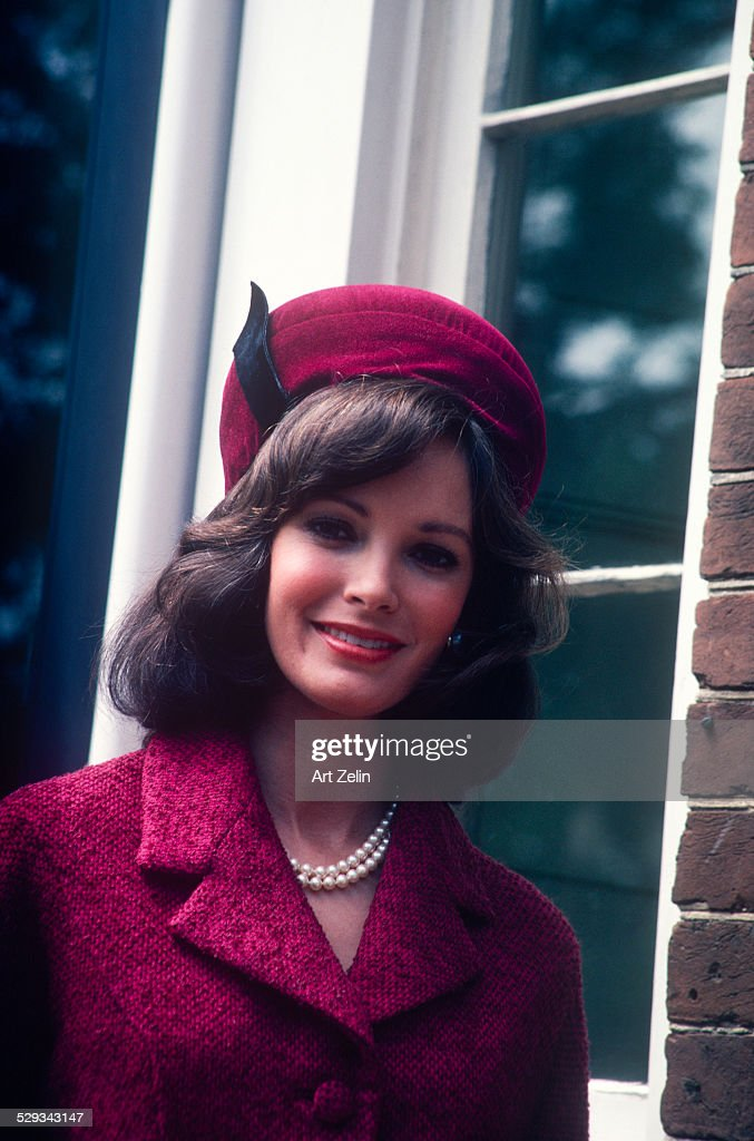 Jaclyn Smith as Jackie Kennedy for the movie