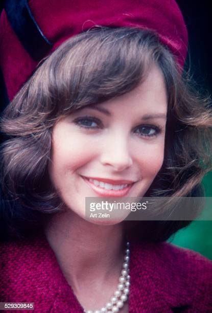 Jaclyn Smith as Jackie Kennedy for the movie Jacqueline Bouvier Kennedy 1981