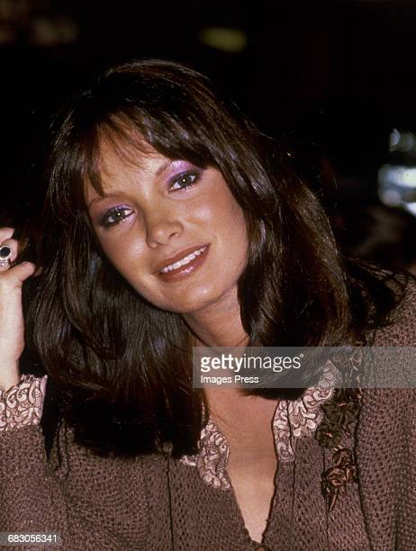 Jaclyn Smith circa 1981 in New York City