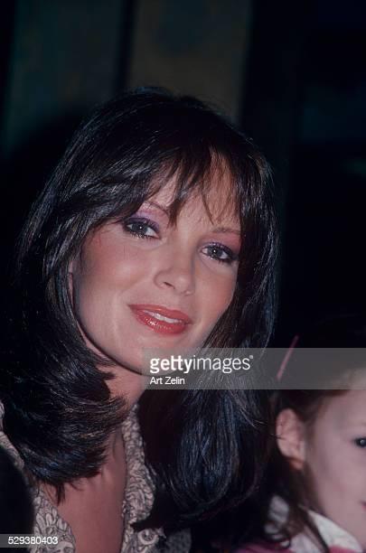 Jaclyn Smith closeup circa 1970 New York
