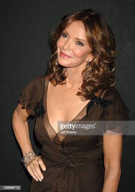 Jaclyn Smith during 58th Annual Primetime Emmy Awards Backstage at The Shrine Auditorium in Los Angeles California United States