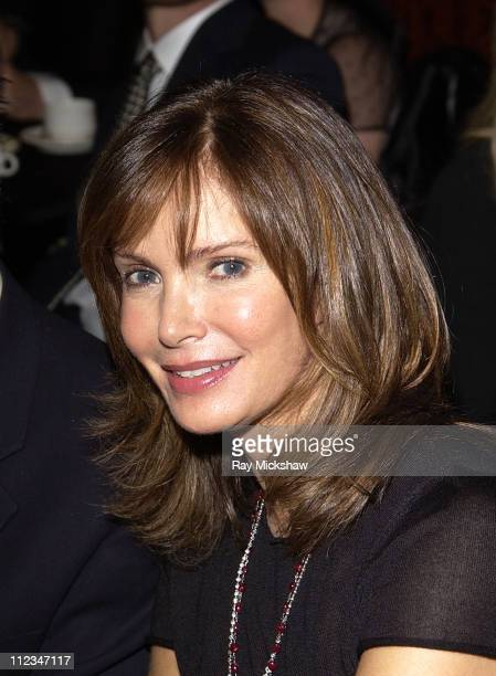 Jaclyn Smith during The 9th Annual Race to Erase MS Co-Chaired by Nancy Davis & Tommy Hilfiger - Fashion Show at The Century Plaza Hotel in Century...