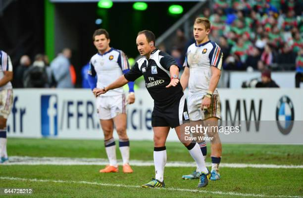 Jaco PEYPER France / Italie Tournoi des 6 Nations Photo Dave Winter / Icon Sport