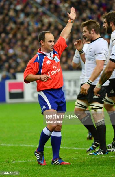 Jaco PEYPER France / Nouvelle Zelande test match Stade de France Photo Dave Winter / Icon Sport