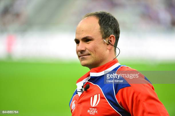 Jaco PEYPER France / Angleterre Test Match Photo Dave Winter / Icon Sport