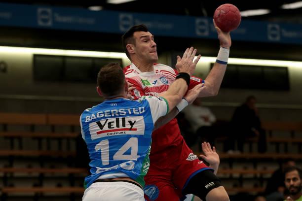 DEU: Frisch Auf! Goeppingen v TBV Lemgo Lippe - Liqui Moly Handball Bundesliga