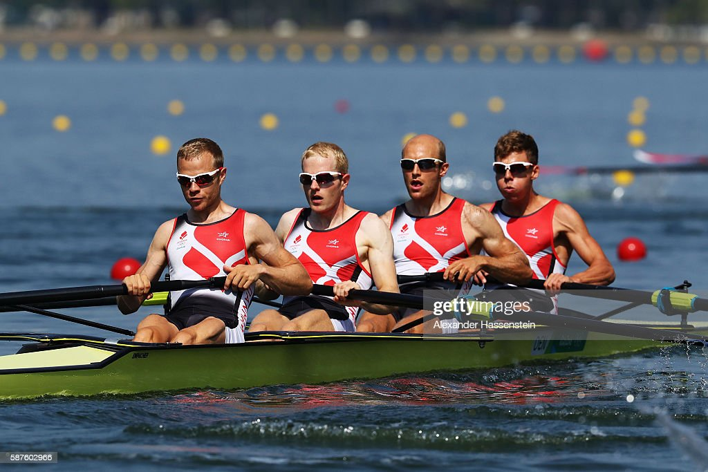Rowing - Olympics: Day 4 : News Photo