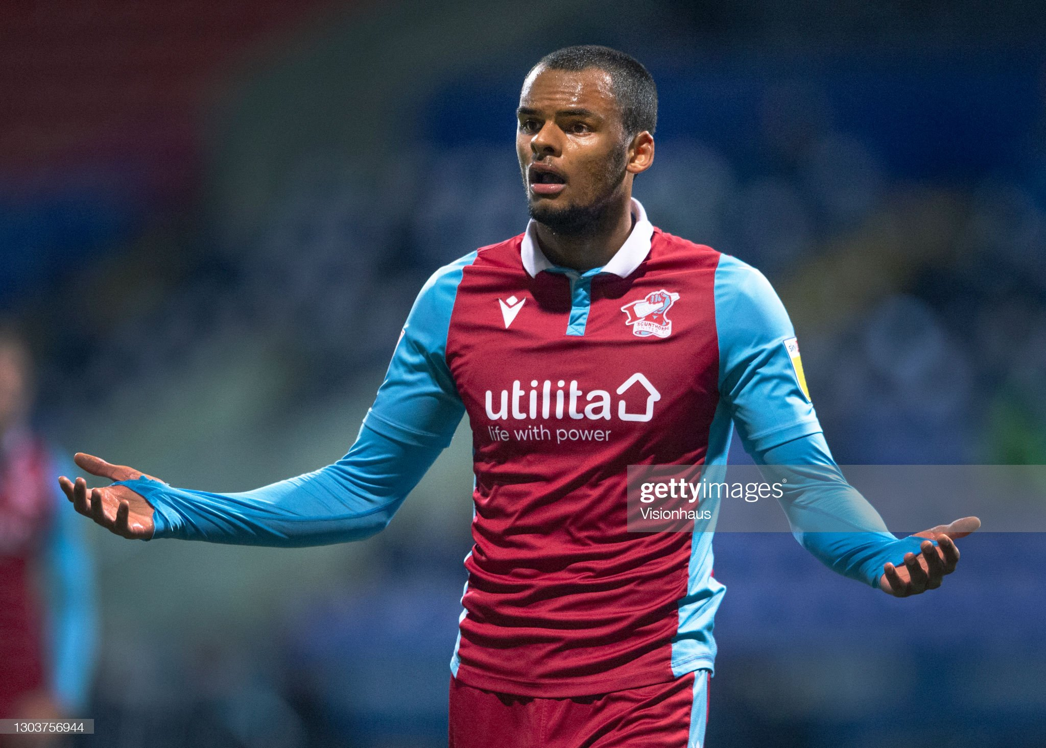 Bolton Wanderers v Scunthorpe United - Sky Bet League Two : ニュース写真