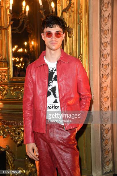 Jacob Bixenman attends the 'Giambattista Valli Loves HM' Show on October 24 2019 in Rome Italy