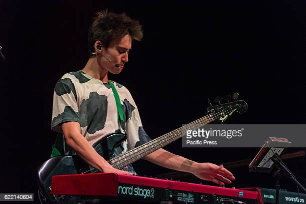 Jacob Collier a versatile musician appreciated by Quincy Jones Herbie Hancock and Pat Metheny who called him a genius he performed live on the stage...