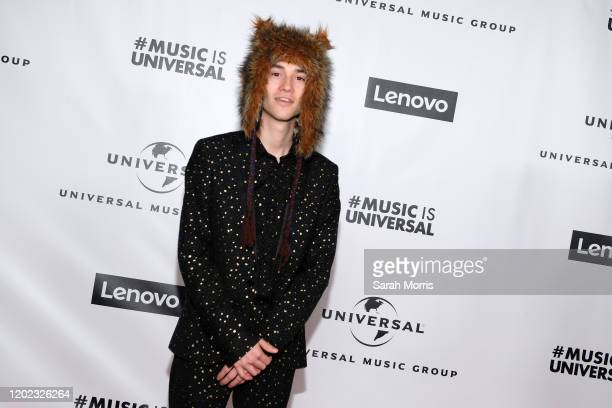 Jacob Collier attends the 2020 Grammy after party hosted by Universal Music Group on January 26, 2020 in Los Angeles, California.