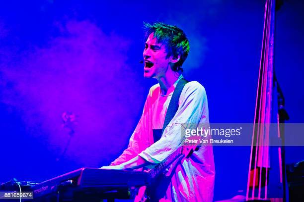 Jacob Collier Performs at 'So What's Next' Festival on November 4 2017 in Eindhoven Netherlands Photo by Peter Van Breukelen/Redferns