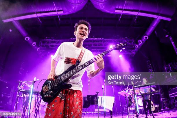 Jacob Collier performs in concert at Razzmatazz on February 1 2019 in Barcelona Spain