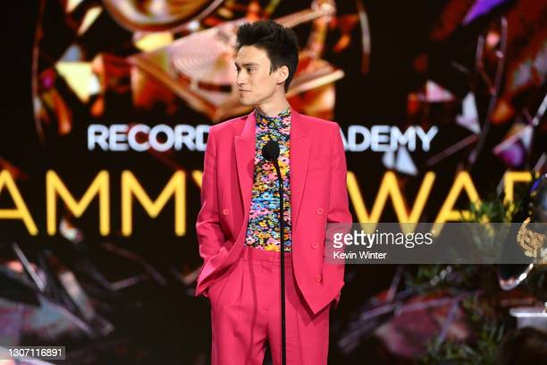 jacob-collier-speaks-onstage-during-the-63rd-annual-grammy-awards-at-picture-id1307116891