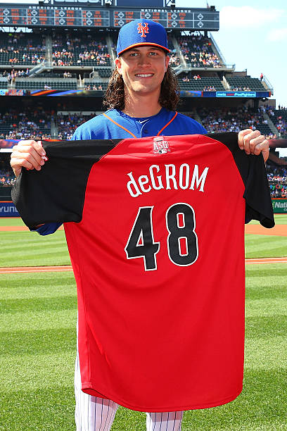 bd065a1a93b ... get new york ny july 11 jacob degrom 48 of the new york mets is  presented