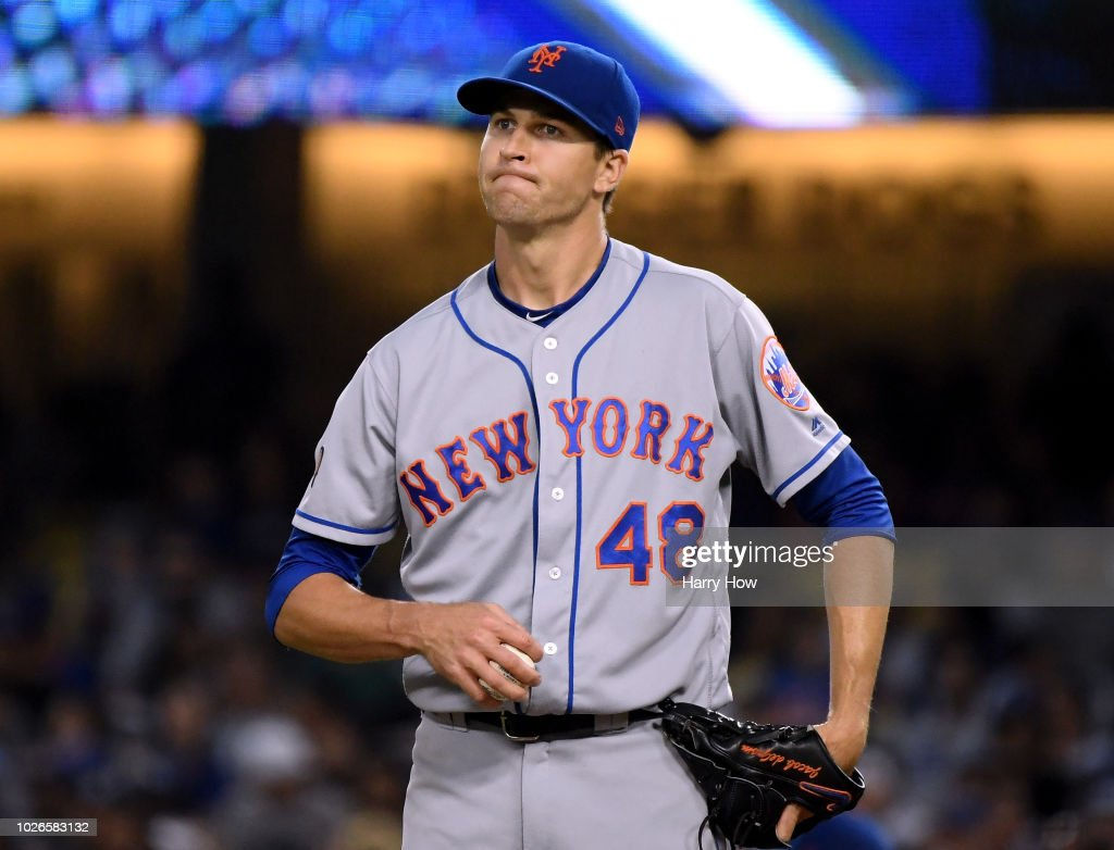 New York Mets v Los Angeles Dodgers : News Photo