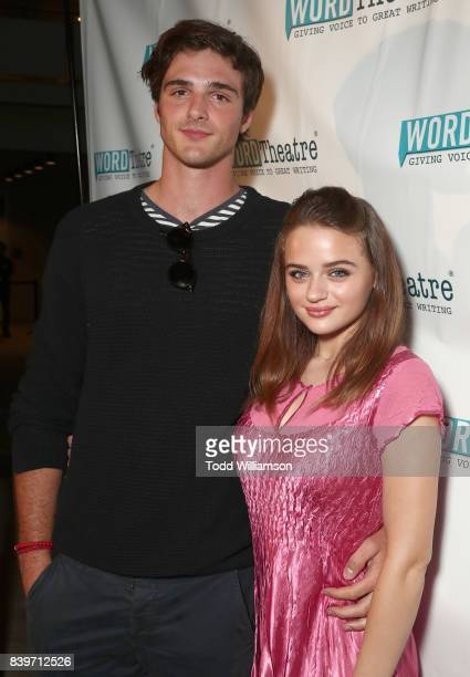 Jacob Elordi And Joey King Attend In The Cosmos Where We Come From Where We