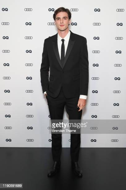 Jacob Elordi arrives at the GQ Men of The Year Awards 2019 on November 28 2019 in Sydney Australia