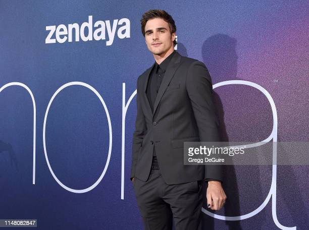 Jacob Elordi arrives at the LA Premiere Of HBO's Euphoria at The Cinerama Dome on June 4 2019 in Los Angeles California