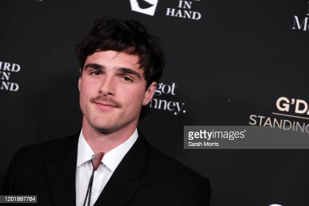 Jacob Elordi attends G'Day USA 2020 at Beverly Wilshire A Four Seasons Hotel on January 25 2020 in Beverly Hills California