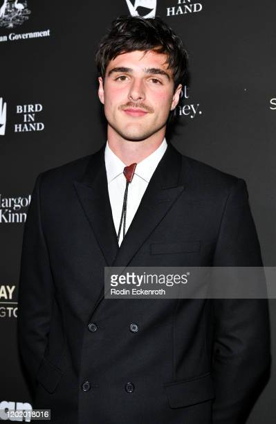 Jacob Elordi attends G'Day USA 2020 | Standing Together Dinner at the Beverly Wilshire Four Seasons Hotel on January 25 2020 in Beverly Hills...