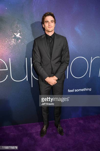 Jacob Elordi attends HBO's Euphoria premiere at the Arclight Pacific Theatres' Cinerama Dome on June 04 2019 in Los Angeles California