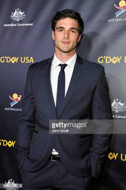 Jacob Elordi attends the 2019 G'Day USA Gala at 3LABS on January 26 2019 in Culver City California