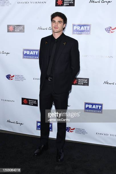 Jacob Elordi attends the 2020 AAA Arts Awards at Skylight Modern on January 30 2020 in New York City