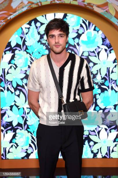 Jacob Elordi attends The Launch of Solar Dream hosted by Fendi on February 05 2020 in New York City