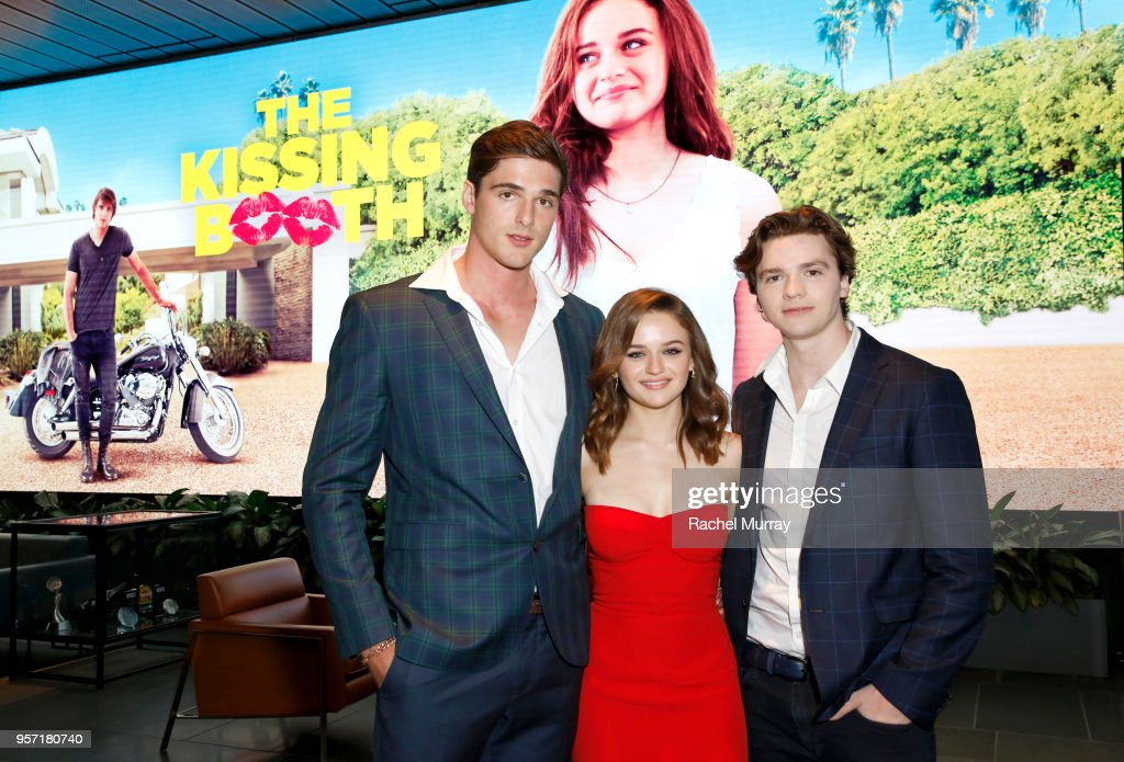 """""""The Kissing Booth"""" Special Screening : News Photo"""