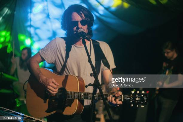 Jacob Ewald Of Slaughter Beach Dog Performs At Saturn Birmingham On September 2 2018 In