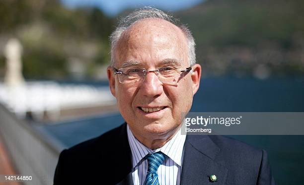 Jacob Frenkel, chairman of JPMorgan Chase International, poses for a photograph at the Ambrosetti Workshop in Cernobbio, near Como, Italy, on Friday,...
