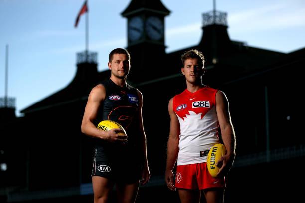 AUS: Sydney AFL Derby Media Opportunity