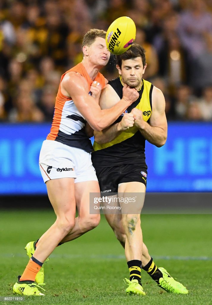 AFL 2nd Preliminary Final - Richmond v GWS