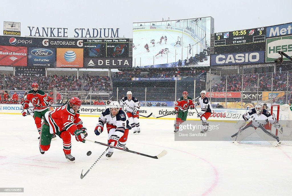 2014 Coors Light NHL Stadium Series - New York Rangers v New Jersey Devils
