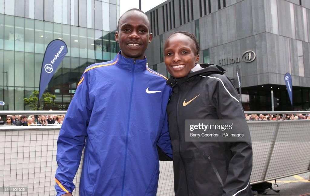 2019 Simply Health Manchester Run : News Photo