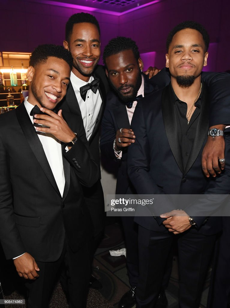 49th NAACP Image Awards - After Party : News Photo