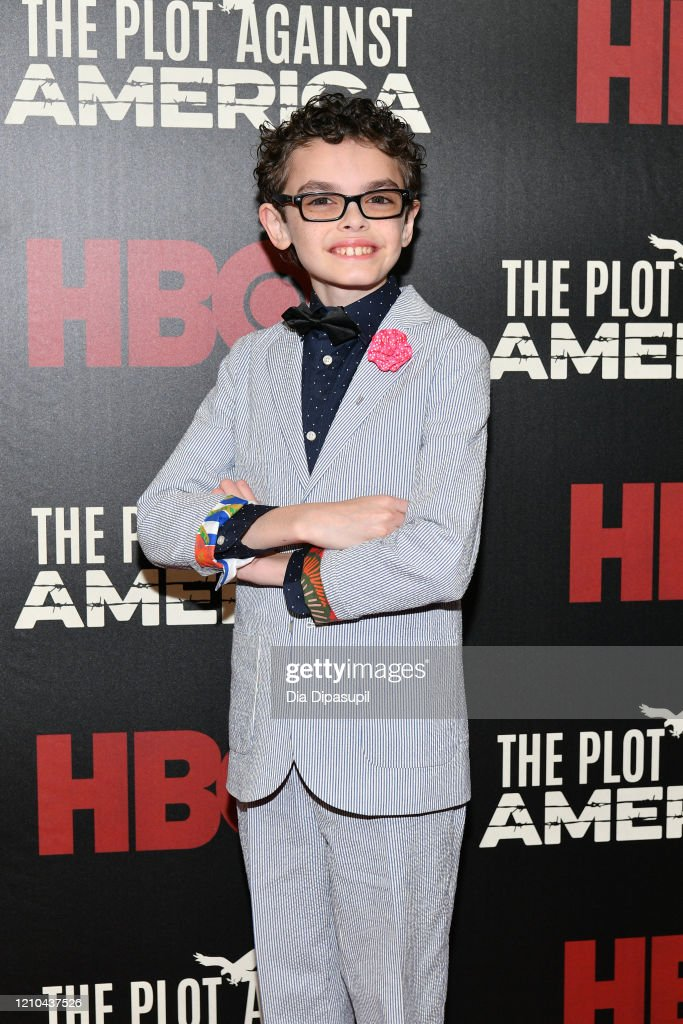 """HBO's """"The Plot Against America"""" New York Premiere : News Photo"""