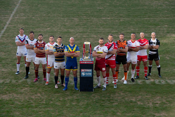 GBR: 2020 Betfred Super League Launch