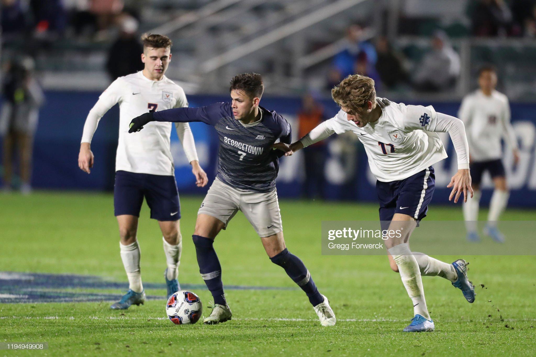 2019 NCAA Division I Men's Soccer Championship : ニュース写真