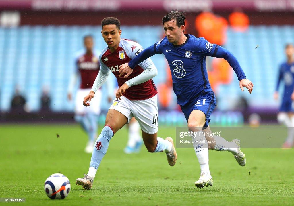 Aston Villa v Chelsea - Premier League : Foto di attualità