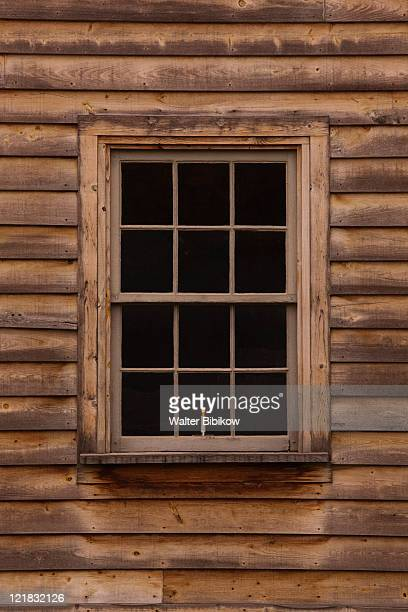 jacob stalnaker jr. cabin, beverly, west virginia, usa - protohistory_of_west_virginia stock pictures, royalty-free photos & images