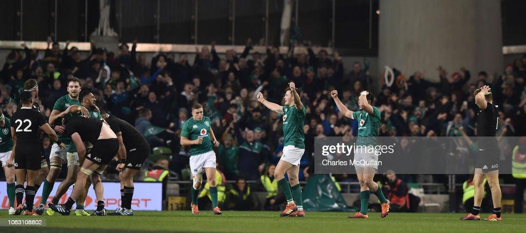 Ireland v New Zealand - International Friendly : News Photo