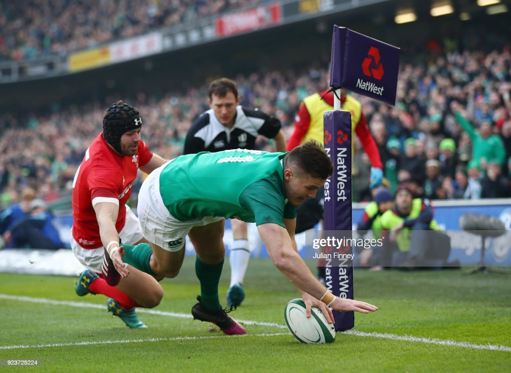 Ireland v Wales - NatWest Six Nations