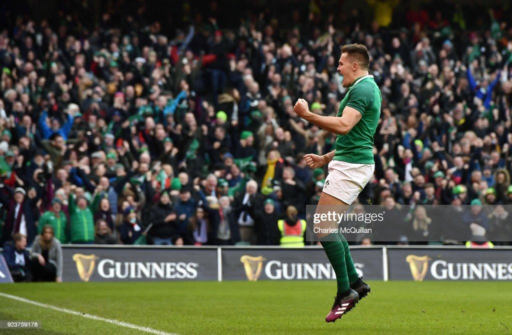Ireland v Wales - NatWest Six Nations : News Photo