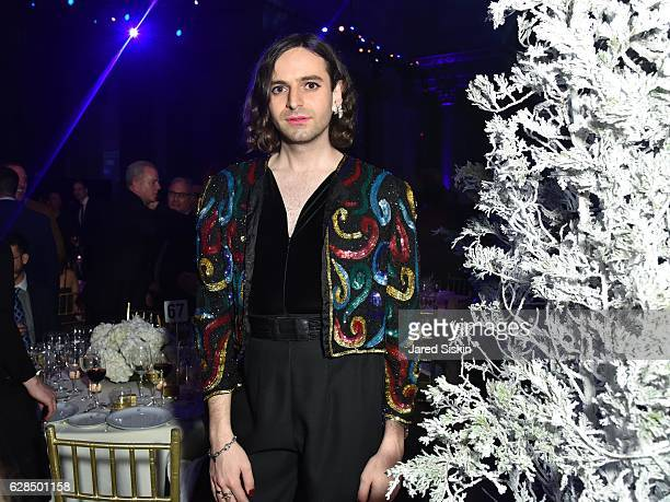 Jacob Tobia attends the HetrickMartin Institute's 30th Annual Emery Awards Help Me Imagine at Cipriani Wall Street on December 7 2016 in New York City