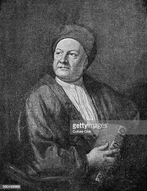 Jacob Tonson portrait English bookseller and publisher founder of the KitKat club 1655/6Ð1736