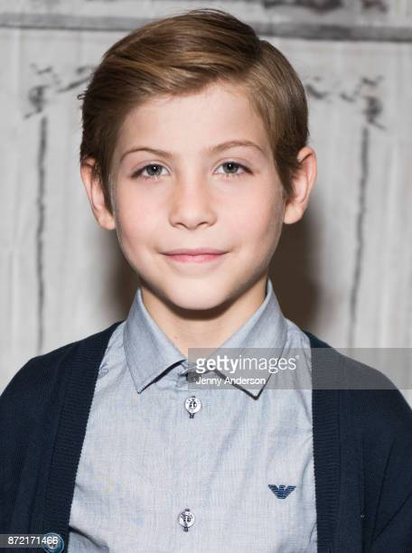 Jacob Tremblay attends AOL Build at Build Studio on November 9, 2017 in New York City.